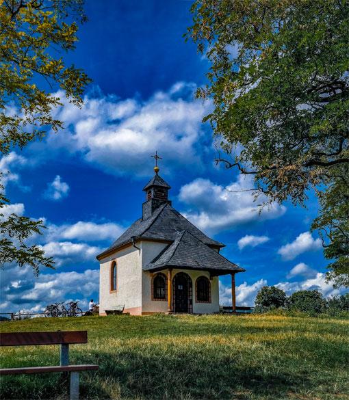 Kapelle nach der Bearbeitung