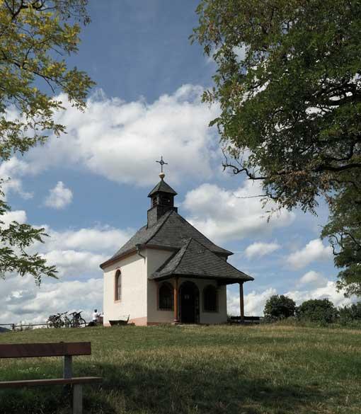 Kapelle vor der Bearbeitung