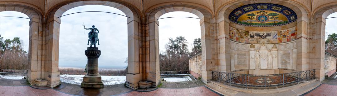 Sieges- und Friedensdenkmal auf dem Werderberg