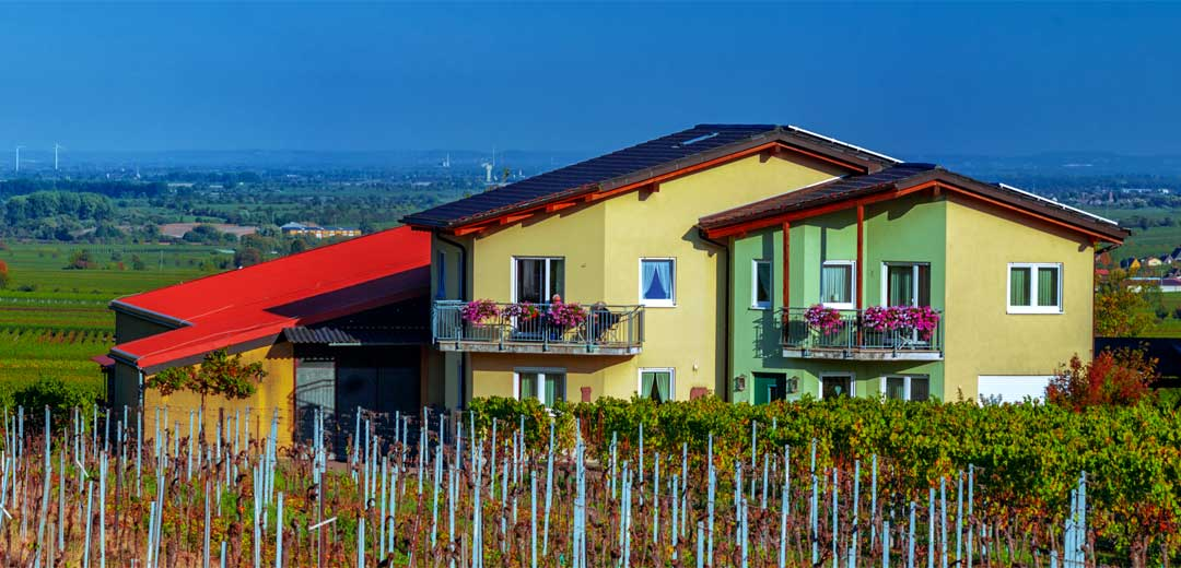 Weingut Eberle in Burrweiler
